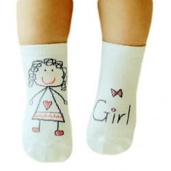 ΚΑΛΤΣΟΥΛΕΣ GIRL (9-18 M.)
