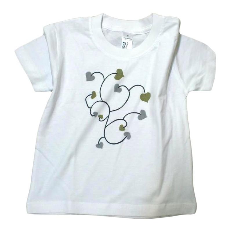 f57f3a50de53 κοντομάνικο μπλουζάκι ζωγραφισμένο στο χέρι
